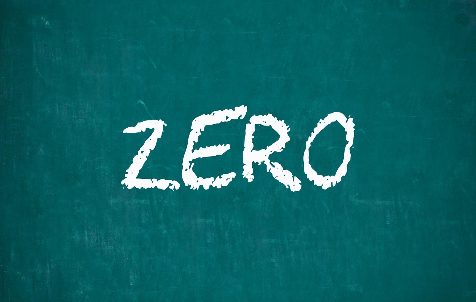 <strong>Por que não se pode dividir por zero? Zero e sua história</strong>